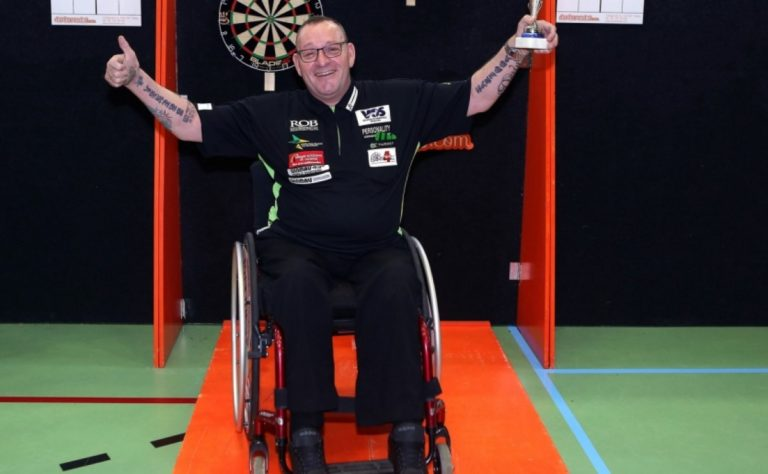 The Hague Disability Darts 2019