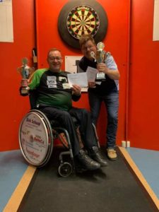 Kermeland open para-darts in Uitgeest